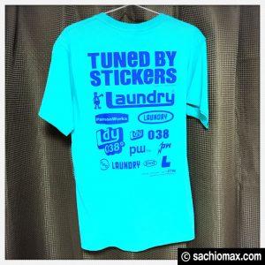 【ランフェス】ランドリーTシャツを無料GET!?得するラバーバンド他06
