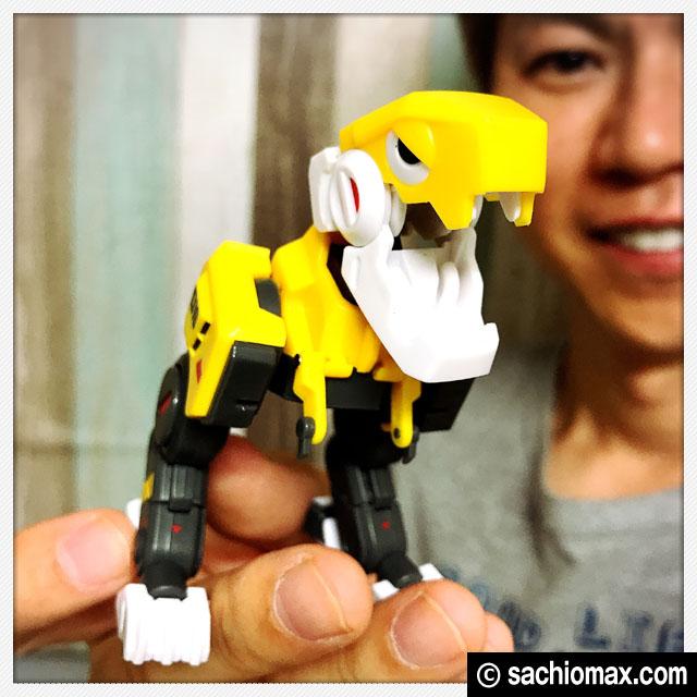 【変形玩具】52Toys『ビーストボックス(Beast Box)』めっちゃ可愛い00