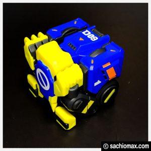 【変形玩具】52Toys『ビーストボックス(Beast Box)』めっちゃ可愛い07