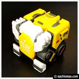 【変形玩具】52Toys『ビーストボックス(Beast Box)』めっちゃ可愛い21