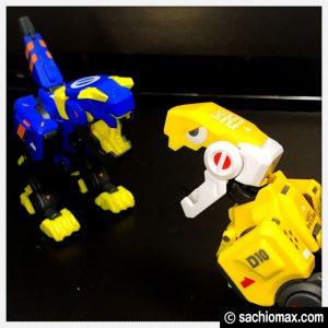 【変形玩具】52Toys『ビーストボックス(Beast Box)』めっちゃ可愛い28