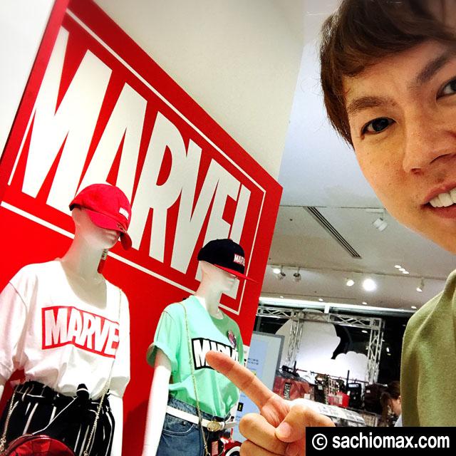 【MARVEL】新宿マルイ アネックスのマーベルストアに行ってきたよ☆00