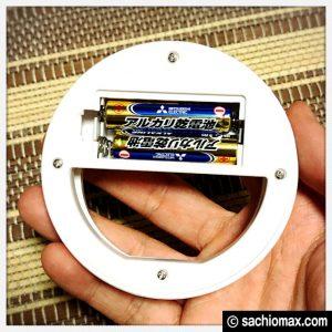 【自撮りライト】YESDA LEDリング(乾電池式)が良い感じ【399円】06