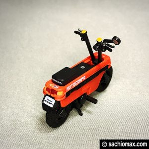 【ガチャ】Honda 1/24 モトコンポを簡単にフルコンプする方法10