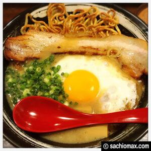 【高田馬場ランチ】パリモチ新食感『焼麺 劔(つるぎ)』焼きラーメン05