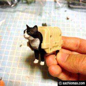 【てんこ盛り】「猫」+「武装」プラモデル「ねこぶそう」レビュー07