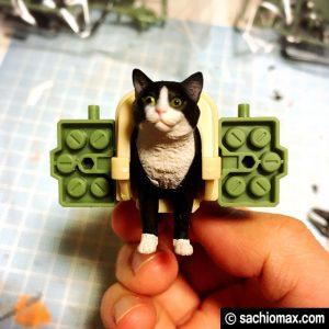 【てんこ盛り】「猫」+「武装」プラモデル「ねこぶそう」レビュー08