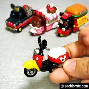 【10周年】トミカ ディズニーモータース ミニカーを4台買ったよ☆00