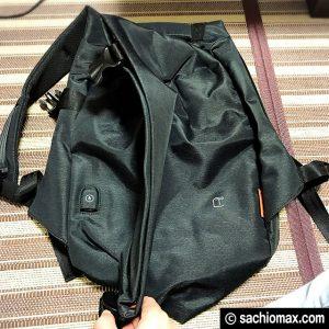 【ファッション】TANGCOOL(韓国製)PCバックパックがめっちゃ良い☆06