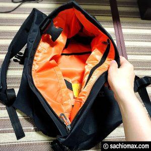 【ファッション】TANGCOOL(韓国製)PCバックパックがめっちゃ良い☆07