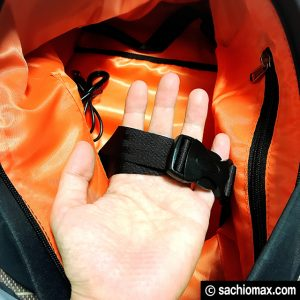 【ファッション】TANGCOOL(韓国製)PCバックパックがめっちゃ良い☆13