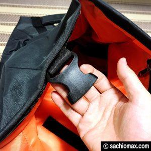 【ファッション】TANGCOOL(韓国製)PCバックパックがめっちゃ良い☆15
