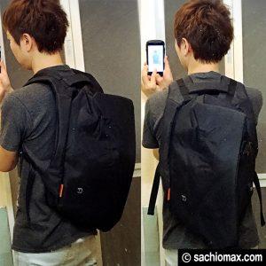 【ファッション】TANGCOOL(韓国製)PCバックパックがめっちゃ良い☆36