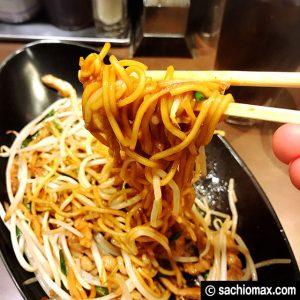 【焼きそば専門店】歌舞伎町で24時間営業「かぶきち」感想-東京09