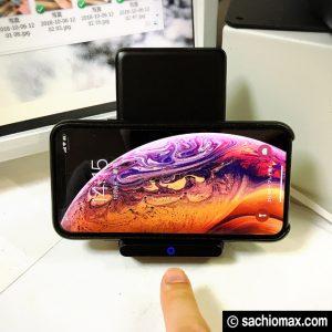 【iPhoneXS】置くだけ(ワイヤレス)充電器2タイプ使いつづけた結果19