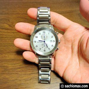 【腕時計】電池交換時に切れた裏蓋ゴムパッキンを修理する方法-通販04
