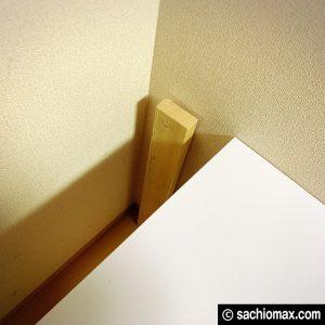 【ミニ四駆】クローゼットを作業スペースに改造してみた【工作部屋】06