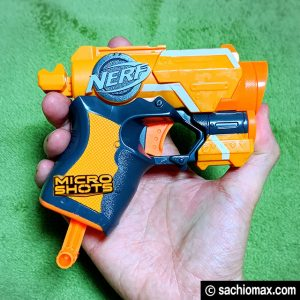 【NERF/ナーフ】親子で遊びたいマイクロショットシリーズ-レビュー09