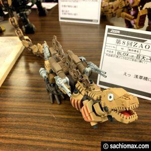 【ZOIDS】童心をくすぐるゾイド展示会「第8回ZAOD」東商センター浅草13