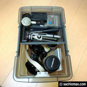 【プロ推奨】デジカメ・一眼レフカメラの保管にドライボックス保湿庫07