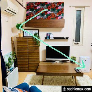 【IKEA】一人暮らし6畳ダイニング北欧風インテリアコーディネート07
