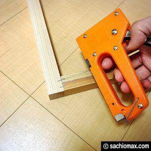 【インテリア】IKEAポスター&フレーム アレンジ(リメイク) 飾り方02