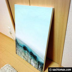 【インテリア】IKEAポスター&フレーム アレンジ(リメイク) 飾り方13