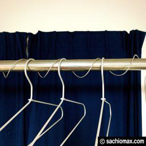 【便利グッズ】風で洗濯物ハンガーが寄らない離れない-商品レビュー06