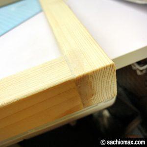 【工作】手作り「塗装ブース」を北欧風インテリアに馴染むアレンジ03