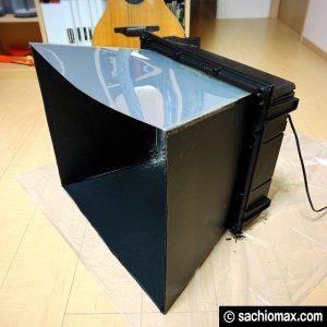【工作】手作り「塗装ブース」を北欧風インテリアに馴染むアレンジ11