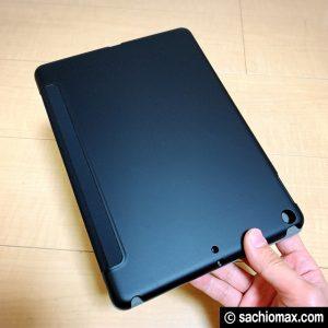 【激安】話題の899円のiPad9.7インチケース(JEDirect)を買ってみた。03