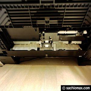 【給紙できない】Canonプリンターを自力で修理する方法-MG5530-09