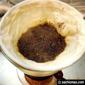 【自宅で美味しいコーヒー】ハリオ ネルドリップ ポット 淹れ方18