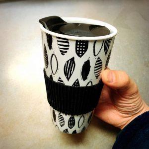 【IKEA/イケア】マグ タンブラーの蓋はサーモスだと合わない?検証01