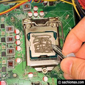 【PCトラブル】急にパソコンの電源が落ちる原因(CPUグリス/熱伝導率)06
