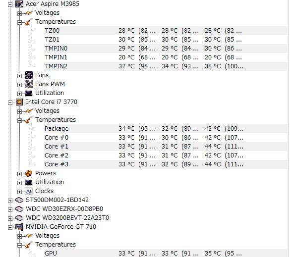 【パソコンが熱い】デスクトップPC熱暴走対策☆熱を逃がす改造21