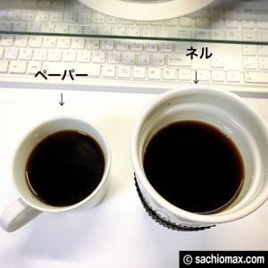 【おうちカフェ】HARIO(ハリオ)V60コーヒードリッパーを買ってみた。14