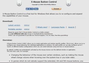 【Windows】マウスホイール押し込みに別操作を割り当てると超便利02