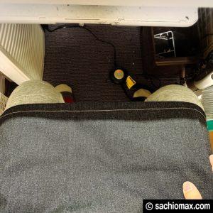 【工作】ルーター作業には腕カバー付きエプロンがあると便利☆06