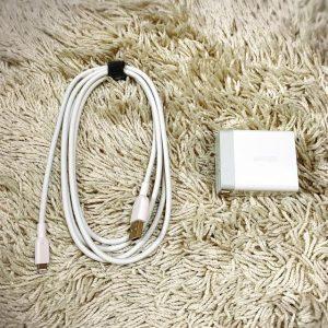 【iPhone】充電器とケーブル組み合わせオススメは?(純正/倍速/互換)11