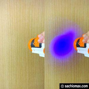 【NERF/ナーフ】Delaman互換LEDライトが良い感じだよ☆商品レビュー09