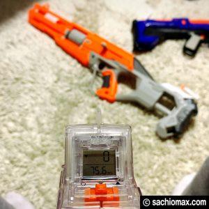 【NERF/ナーフ】弾速計クロノバレルでライバルも計測する改造と計算21