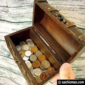 【おすすめ】貯金が苦手な人でも意外と貯まる貯金箱【アンティーク】03