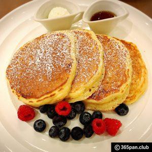 【新宿】ニューヨークの朝食の女王「サラベス」リコッタパンケーキ