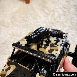 【カメラ搭載&キャノン砲】ハイテック WLTOYS CROSSFIRE ラジコン05