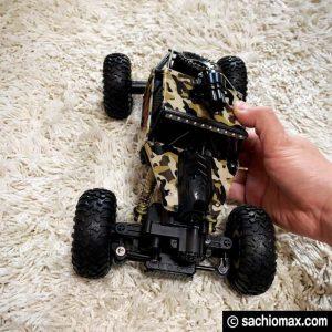 【カメラ搭載&キャノン砲】ハイテック WLTOYS CROSSFIRE ラジコン08