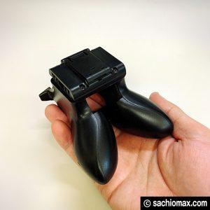 【人気商品】3coinsスマホ用ゲームコントローラーがかなり優秀12