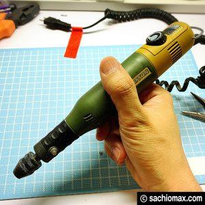 【工作】熱で故障したPROXSON(プロクソン)を自力で修理する方法07