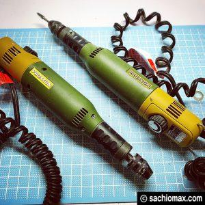 【工作】熱で故障したPROXSON(プロクソン)を自力で修理する方法08