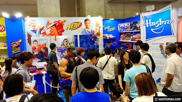 【東京おもちゃショー2019】SEGA/ホットウィール/ナーフ/他 レポート13